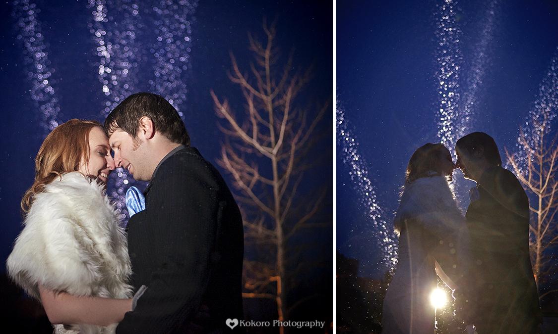Breckenridge Colorado Winter Wedding