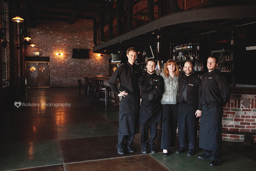 Occasions Catering Review at Mile High Station