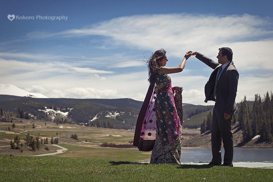 Keystone Ranch Indian Wedding