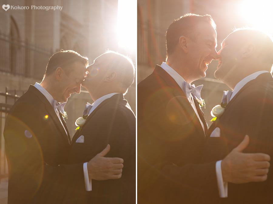 Colorado gay wedding photography